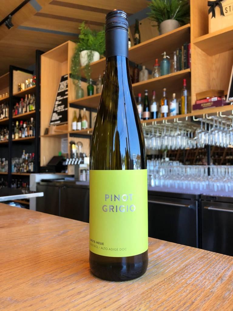 Erste Neue 2017 Erste + Neue Pinot Grigio 750ml