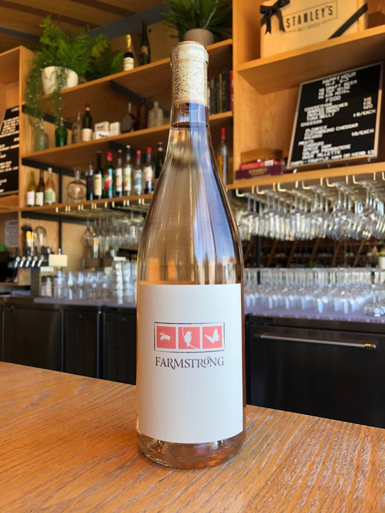 Farmstrong 2017 Farmstrong Field Rosé 750mL