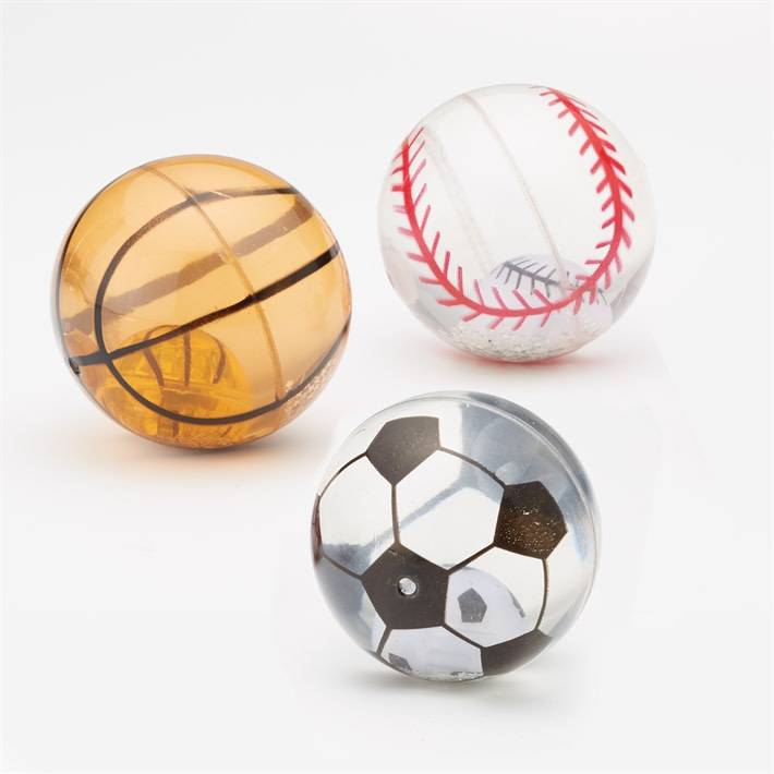 Twos Company Inc Sports Flashing Ball