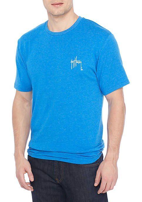 Guy Harvey Guy Harvey Heads Up T-Shirt