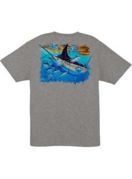 Guy Harvey Guy Harvey Mosaic T-Shirt
