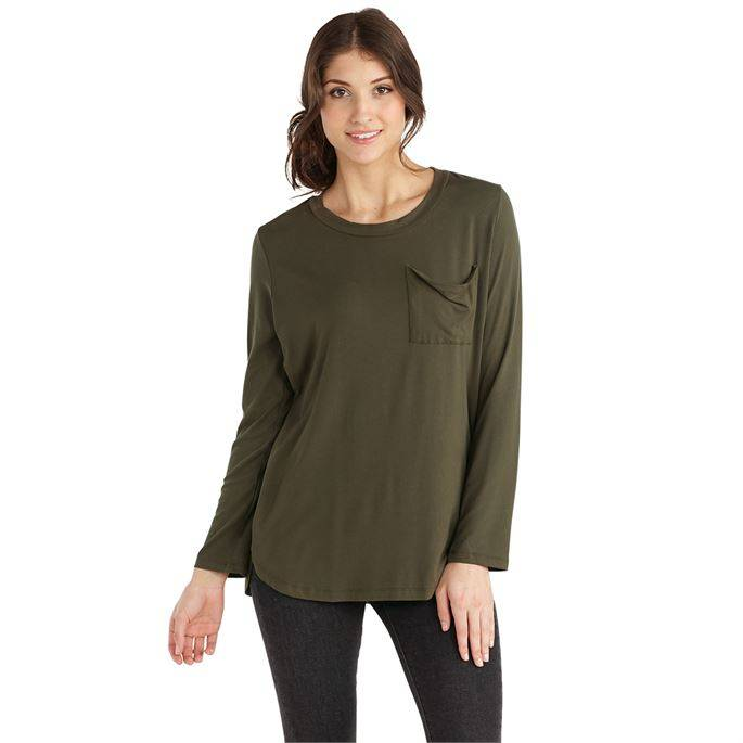 b0856a967f15 Noah Long Sleeve Jersey Top - King Frog Clothing & The LilyPad Boutique
