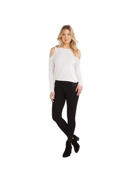 Lena Ponte Knit Leggings