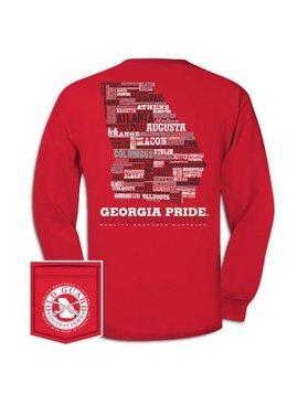 Georgia Letterpress Long Sleeve