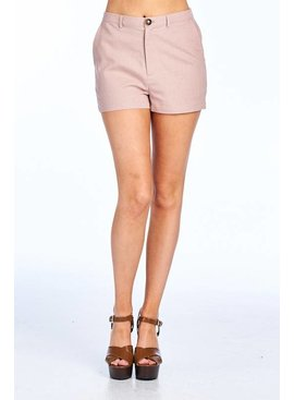 BD Collection Quinn Linen Shorts