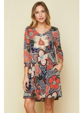 Honeyme Honeyme Bulgari Dress