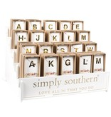 Simply Southern Collection Simply Southern Initial Necklaces