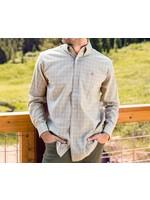 Southern Marsh Davidson Washed Check Dress Shirt