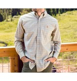 Southern Marsh Davidson Washed Check Dress Shirt