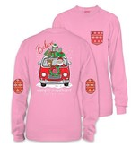 Simply Southern Collection Believe Santa Long Sleeve T-Shirt