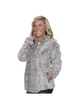 Simply Southern Collection Women's Sherpa Pullover