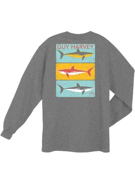 Guy Harvey Guy Harvey Painter Boys LS Graphite