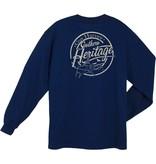 Guy Harvey Guy Harvey Southern Heritage L/S Shirt