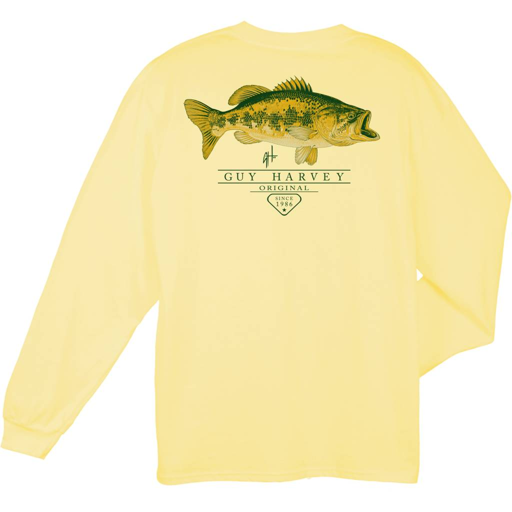 Guy Harvey Guy Harvey Combat L/S Shirt