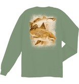 Guy Harvey Leadfish L/S Shirt