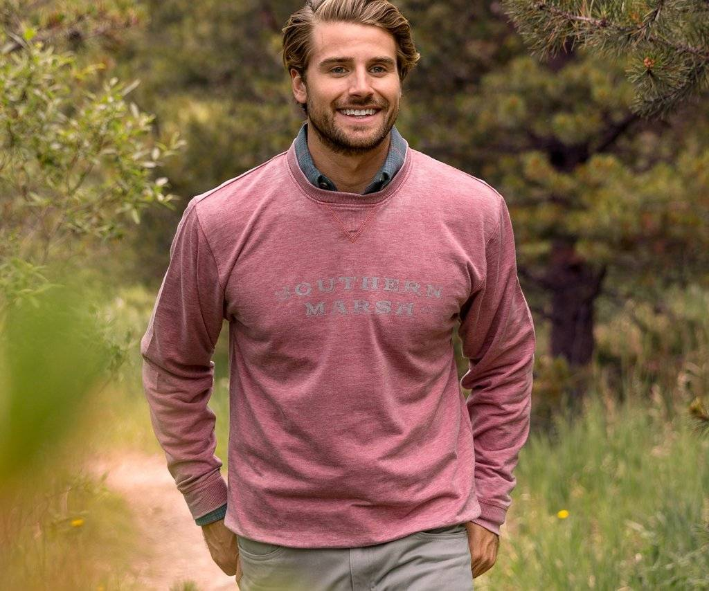 Southern Marsh SEAWASH™ Sweatshirt - Rally