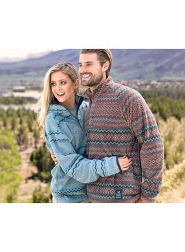 Southern Marsh Marrakesh Stripe Pullover
