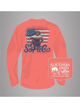 Southern Fried Cotton Scout - Long Sleeve