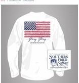 Southern Fried Cotton Glory Glory - Long Sleeve