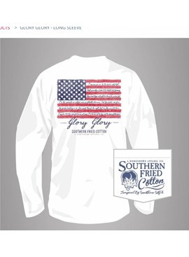 Southern Fried Cotton Glory Glory - Long Sleeve