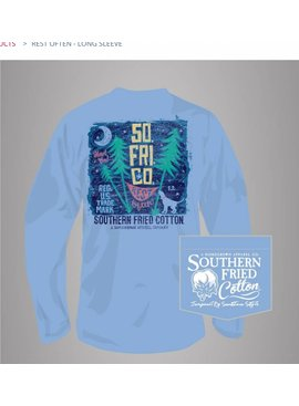 Southern Fried Cotton Rest Often - Long Sleeve