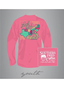 Southern Fried Cotton Youth: Local Girl - Long Sleeve