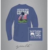 Southern Fried Cotton Governor - Youth - Long Sleeve