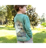 Southern Marsh Youth Vistas Mallard Tee - Long Sleeve