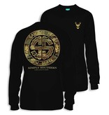 Simply Southern Collection Camo Is The New Black -Long Sleeve T-Shirt - Black