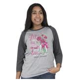 SIMPLY FAITHFUL® Let All You Do 3/4 Sleeve T-Shirt