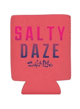 Salt Life Salty Daze Can Holder