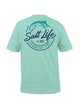 Salt Life Changing Tides Pocket Tee