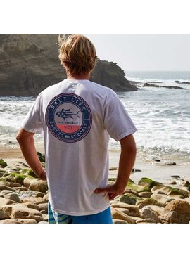 Salt Life One Republic Pocket Tee