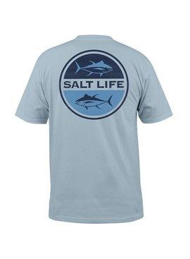 Salt Life Seeing Tuna Pocket Tee