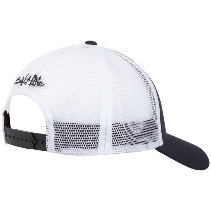 Salt Life Water Skins Badge Hat