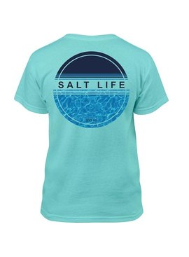 Salt Life Calm Waters Youth Tee