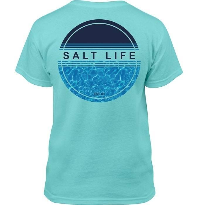 Salt Life Calm Waters Youth Tee