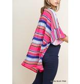 Umgee Bell Sleeve Kimono