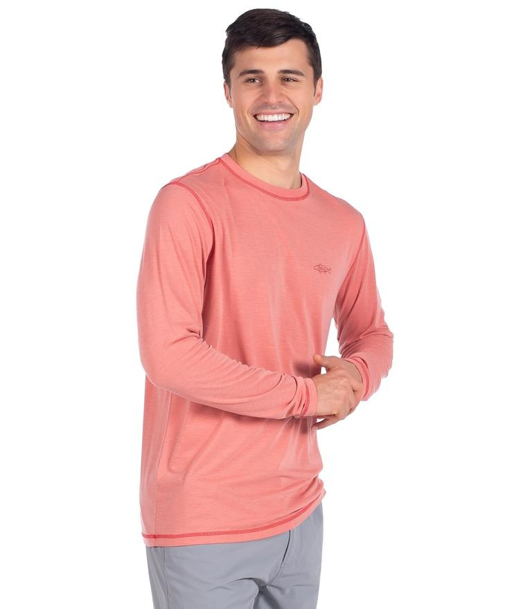 Southern Shirt SOLSTICE LS PERFORMANCE TEE