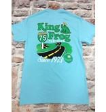 King Frog and Lilypad T-shirt