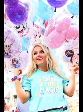 Jadelynn Brooke Everyone Needs A Little Magic - Short Sleeve / V-Neck