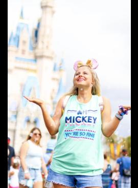Jadelynn Brooke Oh Mickey (Island Reef) - Tank