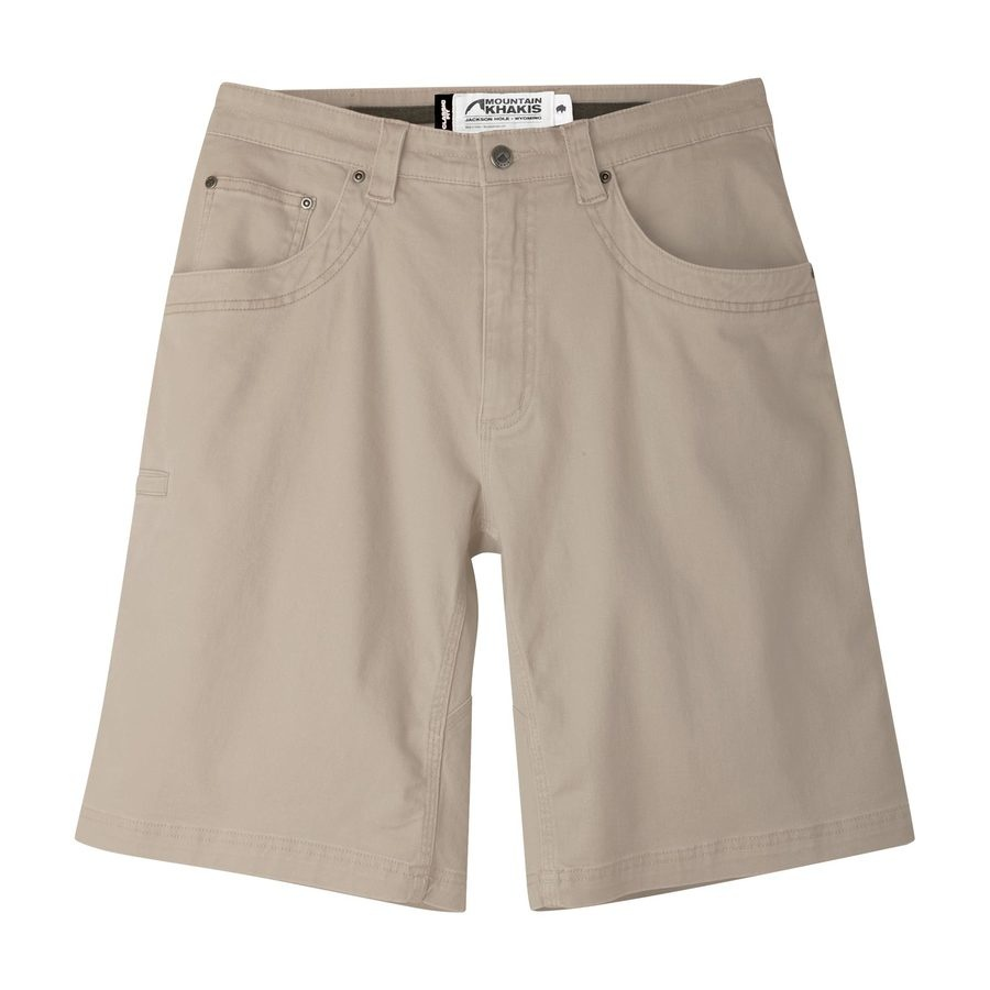 Mountain Khakis Men's Camber 105 Short Classic Fit
