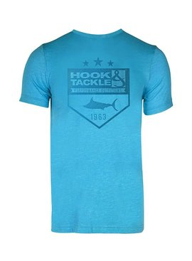 Hook & Tackle Men's Marlin Shield ReelSoft Premium T-Shirt