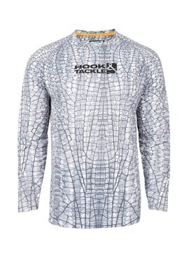 Hook & Tackle Men's Hydraskin L/S UV Fishing Shirt