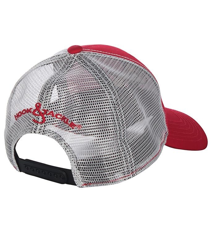 Hook & Tackle Go To Fishing Trucker Hat