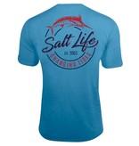 Salt Life Changing Tides Performance Pocket Tee
