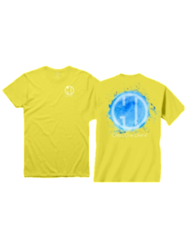 Great One Divine Great One Divine Water Logo Tee