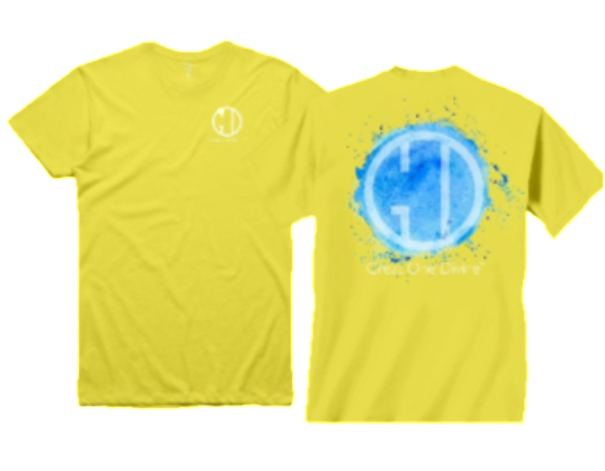 Great One Divine Water Logo Tee