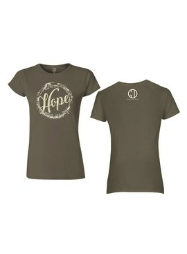 Great One Divine Great One Divine Front Hope Tee